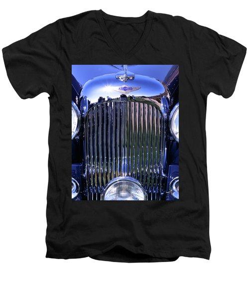 Lagonda Men's V-Neck T-Shirt