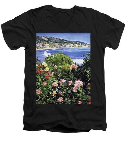 Laguna Beach Men's V-Neck T-Shirt