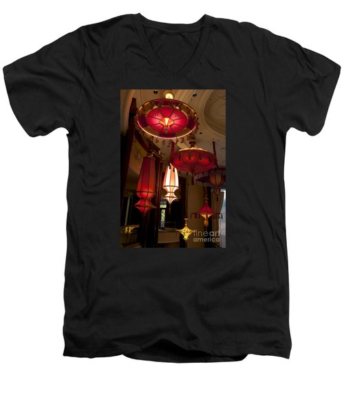 Lamps For Your Style Men's V-Neck T-Shirt