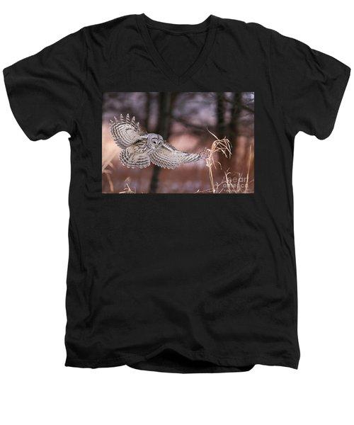 L'ange De La Mort Men's V-Neck T-Shirt