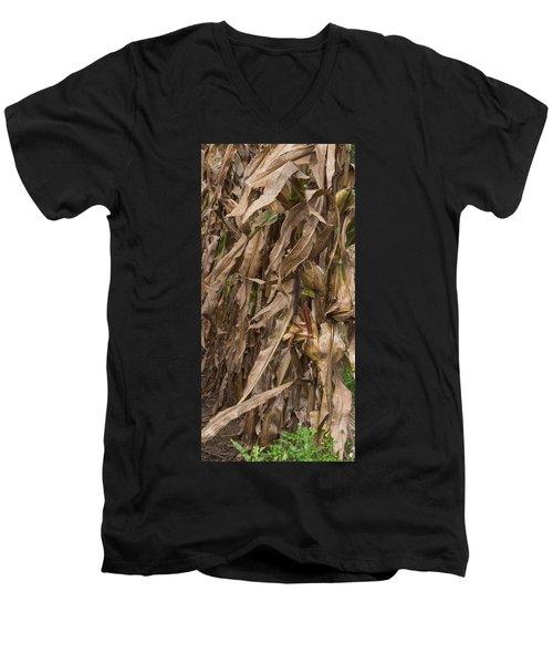 Last Ear Standing Men's V-Neck T-Shirt