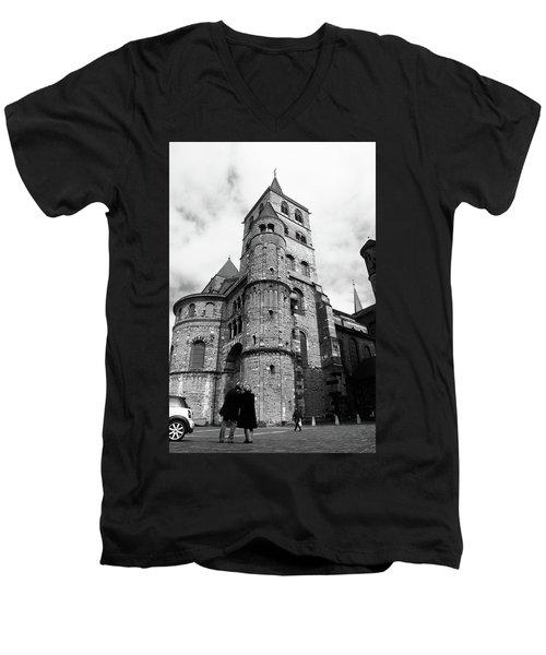 Lasting Love Men's V-Neck T-Shirt