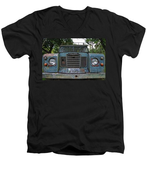 Lazaro Men's V-Neck T-Shirt