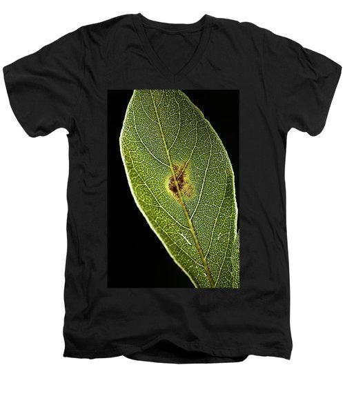 Leaf Men's V-Neck T-Shirt