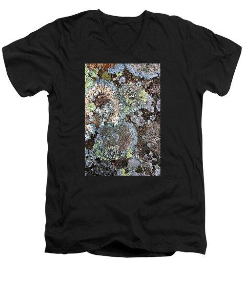 Lichens Men's V-Neck T-Shirt