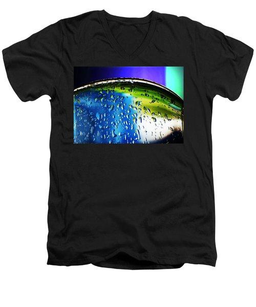 Life On Earth Men's V-Neck T-Shirt