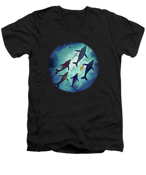 Light Above Men's V-Neck T-Shirt