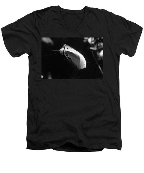 Light As A Feather Men's V-Neck T-Shirt