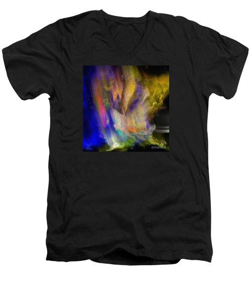 Light Magic Men's V-Neck T-Shirt