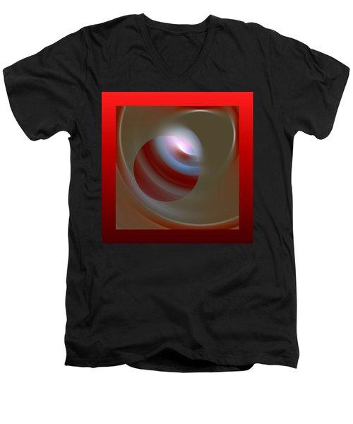 Light Source Men's V-Neck T-Shirt