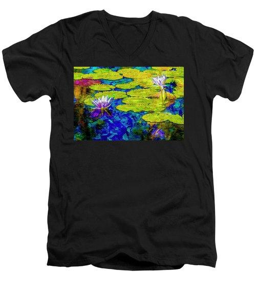 Lilly Men's V-Neck T-Shirt