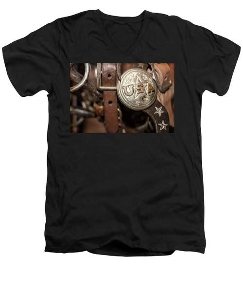 Men's V-Neck T-Shirt featuring the photograph Live The Dream by Annette Hugen