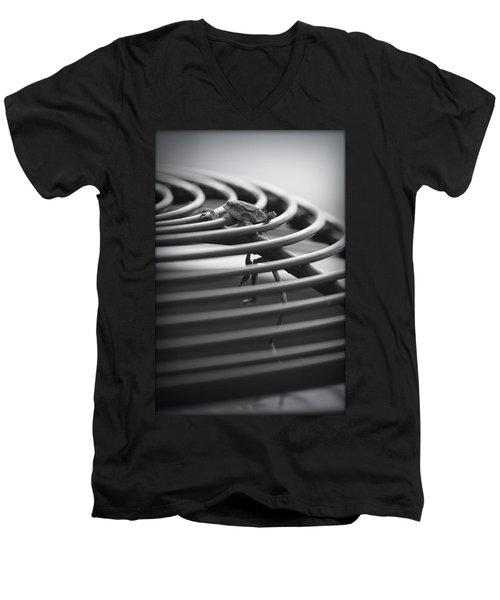 Lodged Men's V-Neck T-Shirt