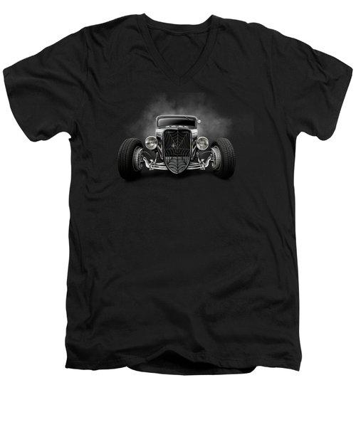 Lord Of The Dark Web Men's V-Neck T-Shirt