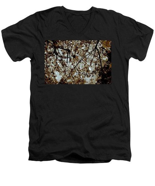 Branch Two Men's V-Neck T-Shirt