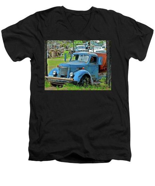 Lost Pride Men's V-Neck T-Shirt