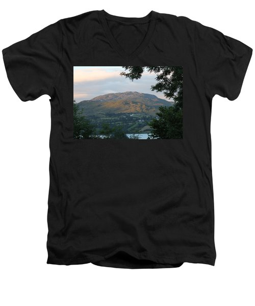 Lough Eske 4257 Men's V-Neck T-Shirt
