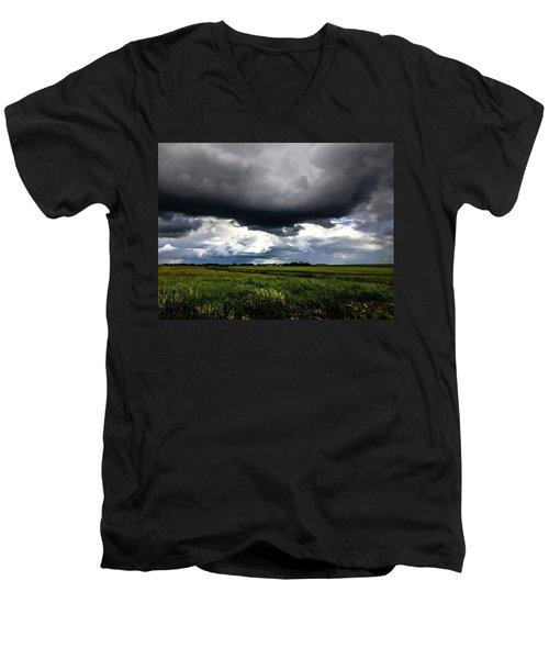 Low Cloud Men's V-Neck T-Shirt