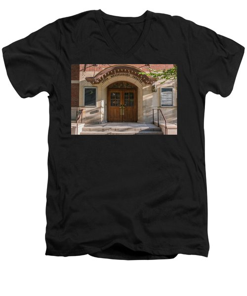 Lydia Mendelsson Theatre  Men's V-Neck T-Shirt