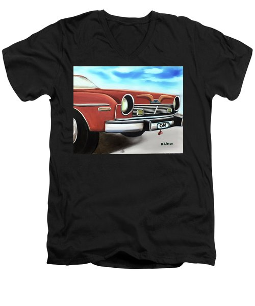 Madador Ole Men's V-Neck T-Shirt