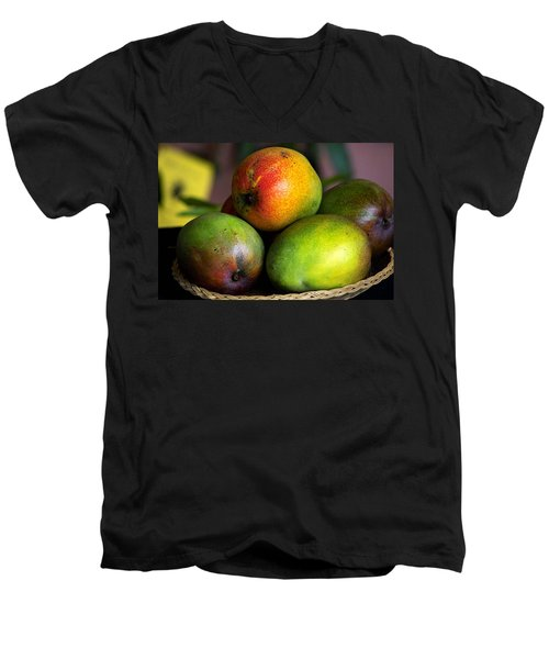 Mangos Men's V-Neck T-Shirt