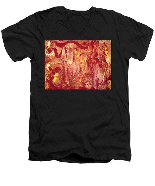 Manifestation Men's V-Neck T-Shirt