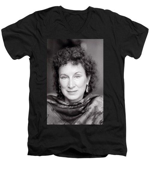 Margaret Atwood Men's V-Neck T-Shirt