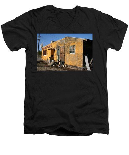 Maria S Kitchen Men's V-Neck T-Shirt by Marie Neder
