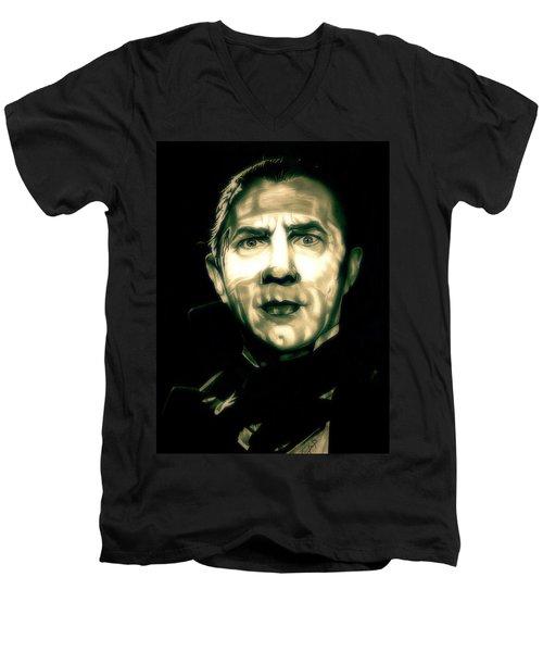 Mark Of The Vampire Men's V-Neck T-Shirt