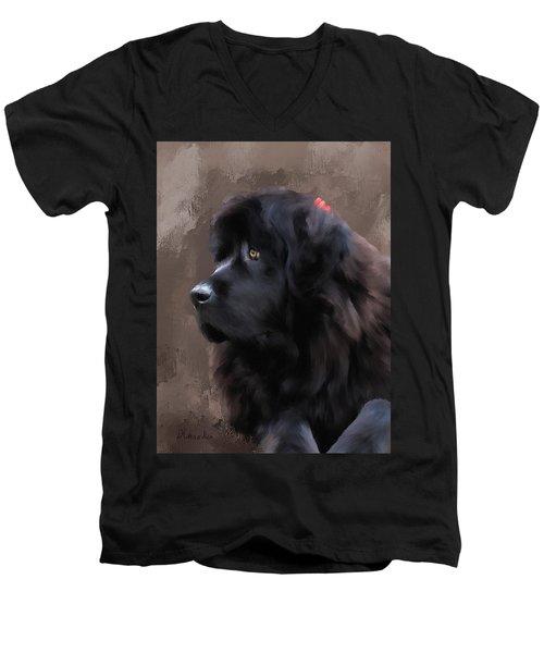 Marlene Men's V-Neck T-Shirt