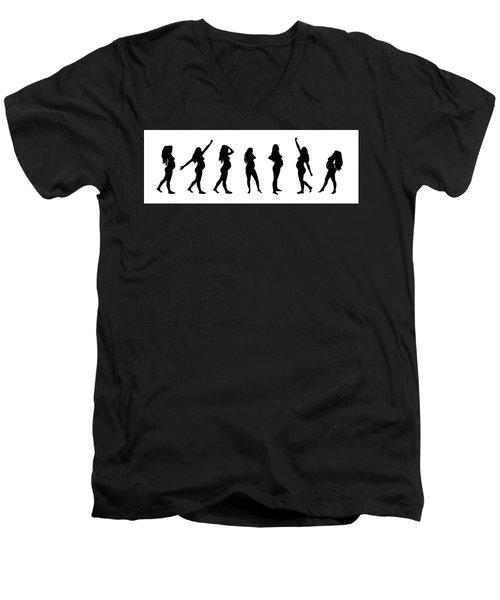 Maternity 288 Men's V-Neck T-Shirt