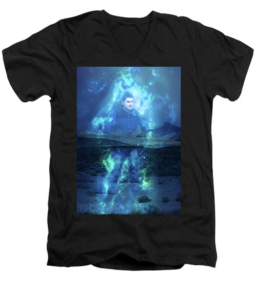 Matrioshka Dream Men's V-Neck T-Shirt