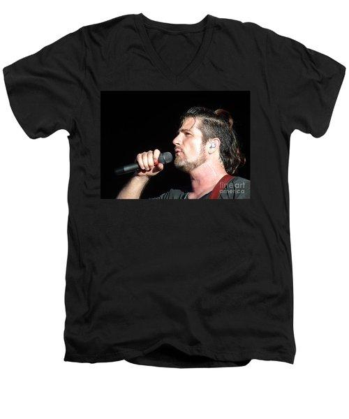 Matt Nathanson Men's V-Neck T-Shirt