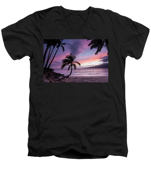 Maui Moments Men's V-Neck T-Shirt