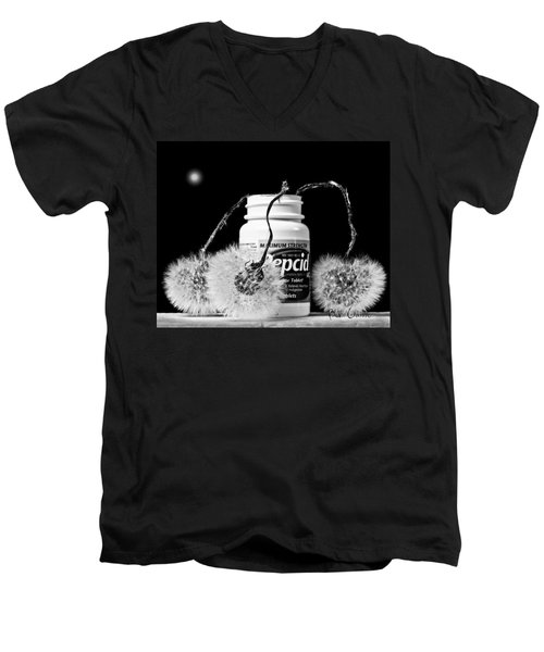 Maxamum Strength Men's V-Neck T-Shirt