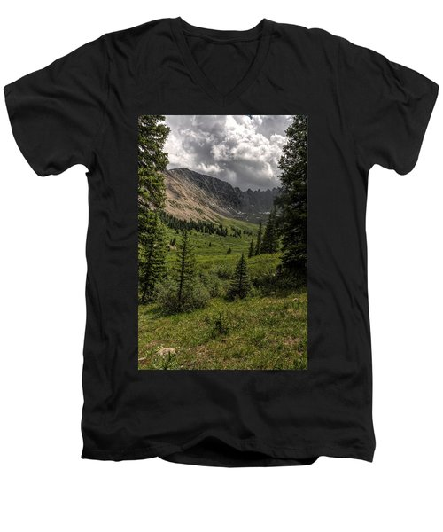 Mayflower Gulch Men's V-Neck T-Shirt