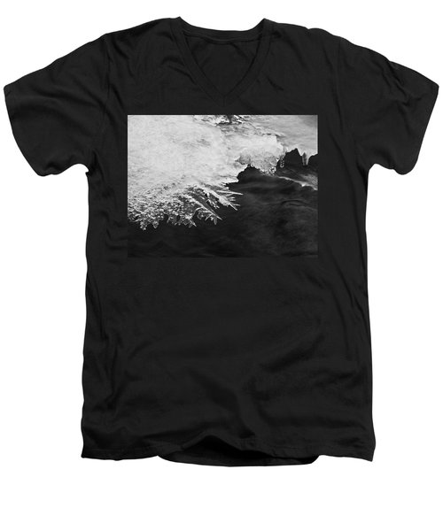 Melting Creek Men's V-Neck T-Shirt