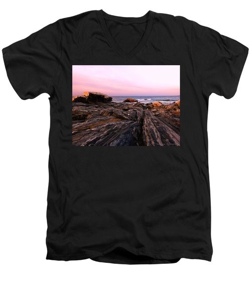 Mesmerized Men's V-Neck T-Shirt