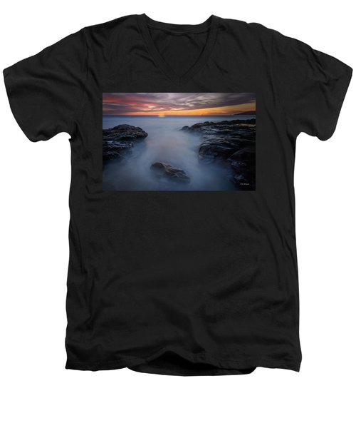 Mesmerized Men's V-Neck T-Shirt