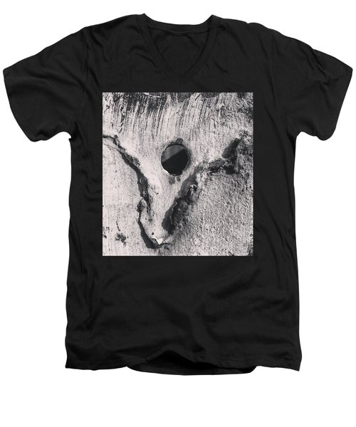 Metal Horse Men's V-Neck T-Shirt