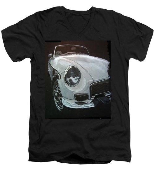 MGB Men's V-Neck T-Shirt