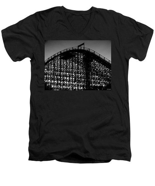 Midnight Ride Men's V-Neck T-Shirt