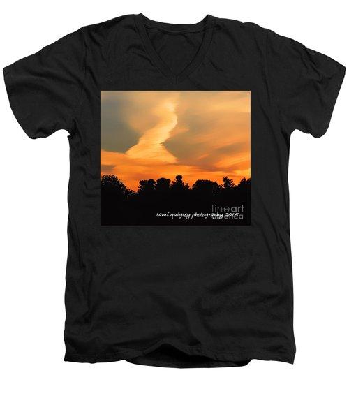 Midsummerset Men's V-Neck T-Shirt