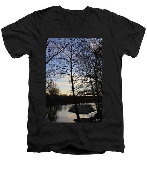 Mill Creek Memories Men's V-Neck T-Shirt