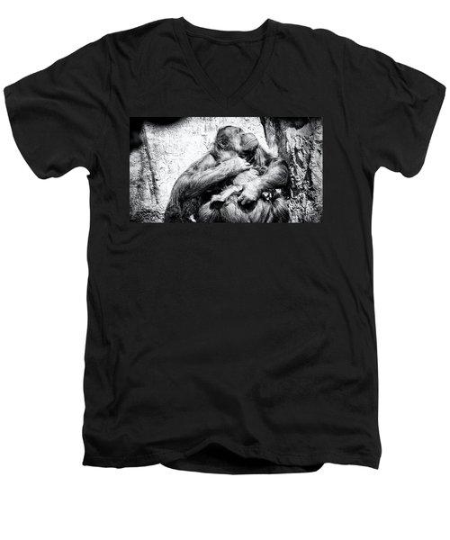 Mine All Mine Men's V-Neck T-Shirt
