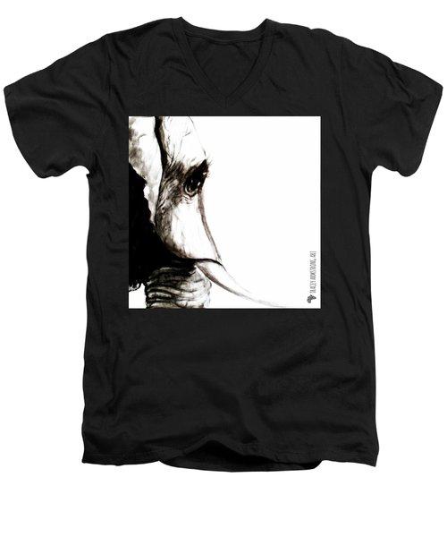 Miss Ellie Men's V-Neck T-Shirt