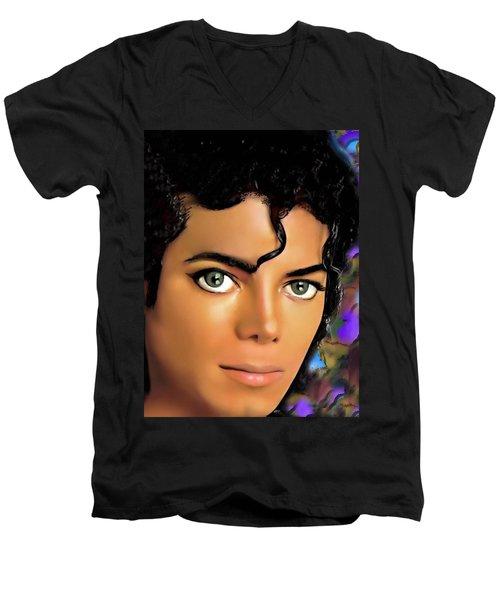 Missing You Men's V-Neck T-Shirt