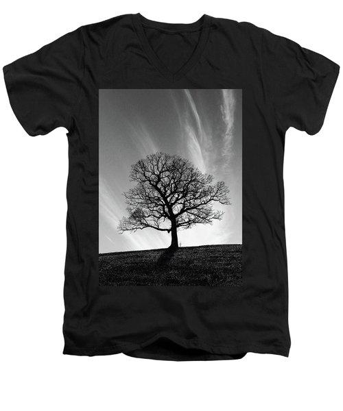 Missouri Treescape Men's V-Neck T-Shirt
