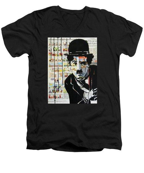 Modern Times Men's V-Neck T-Shirt
