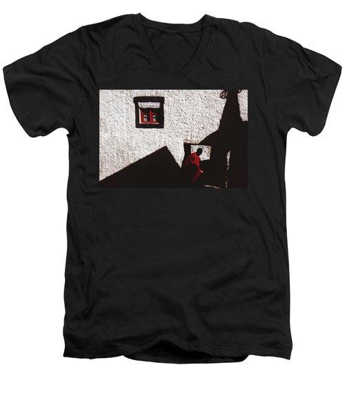 Monastery Men's V-Neck T-Shirt